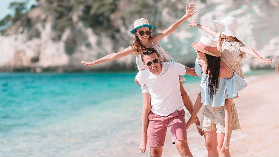 Élmény a nyaralás